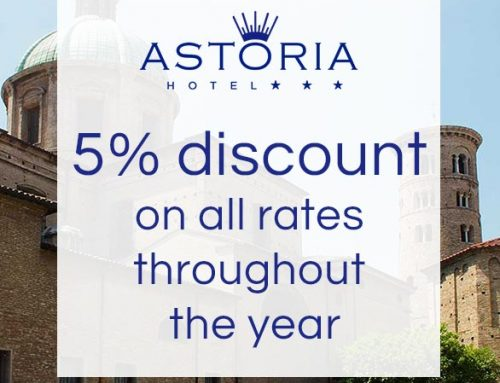 5% discount on all rates